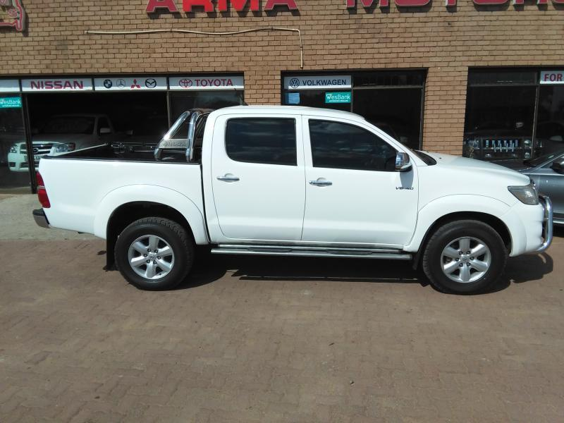 Toyota Hilux Heritage V6 in Botswana