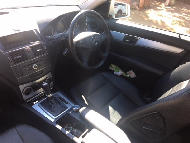 Mercedes Benz C220 in Botswana