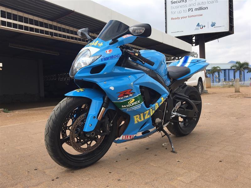 Suzuki in Botswana