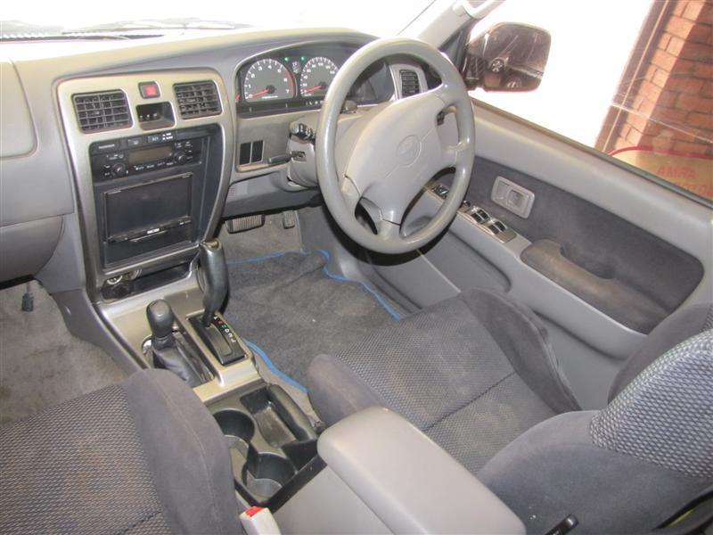 Toyota Hilux Surf SSRV in Botswana
