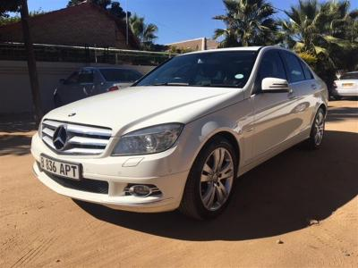 Mercedes Benz C220 in Botswana