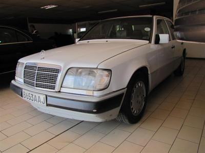 Mercedes Benz E220 in Botswana