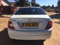 Mercedes Benz C220 for sale in Botswana - 4