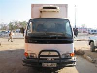 Nissan Cabstar Refrigerator Body for sale in Botswana - 1
