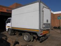 Nissan Cabstar Refrigerator Body for sale in Botswana - 2