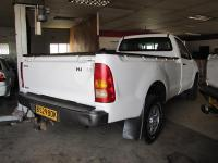 Toyota Hilux SRX D4D for sale in Botswana - 10