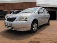 Toyota RunX for sale in Botswana - 0