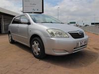 Toyota RunX for sale in Botswana - 2