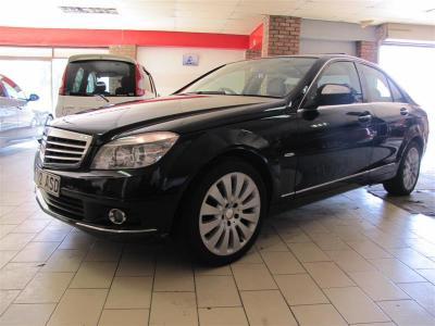Mercedes-Benz C200 Kompressor Elegance in
