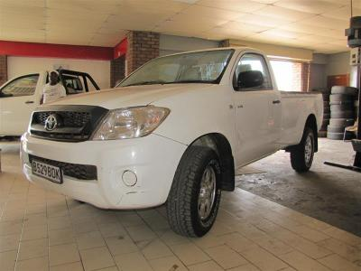 Toyota Hilux SRX D4D in