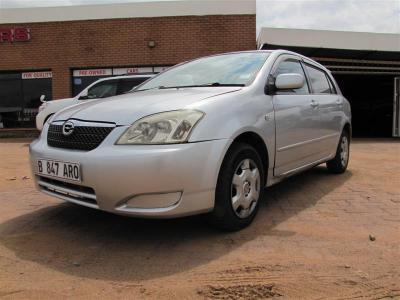 Toyota RunX in