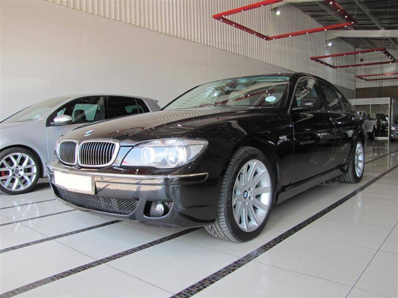 BMW 7 series 745i in Botswana