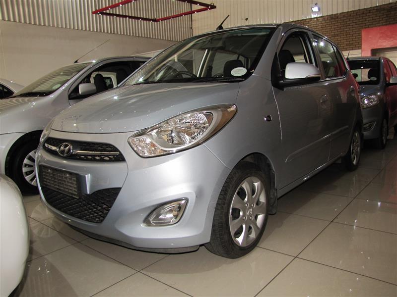 Hyundai i10 in Botswana