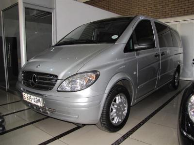 Mercedes-Benz Vito 120 CDi in Botswana
