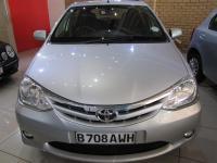 Toyota Etios for sale in Botswana - 1