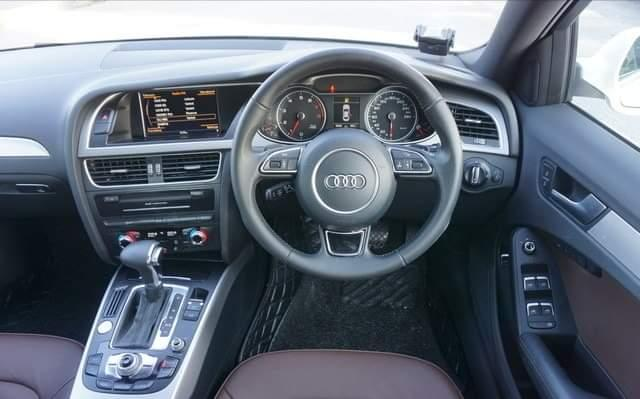 New Audi A4 in Botswana