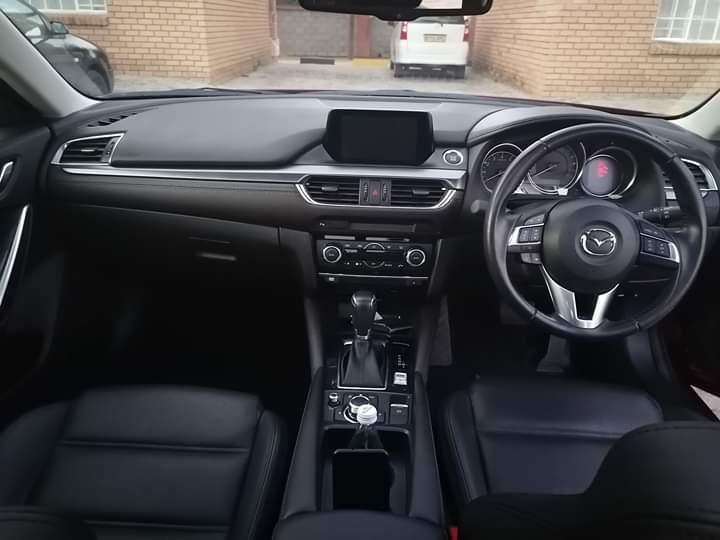 New Mazda 6 in Botswana