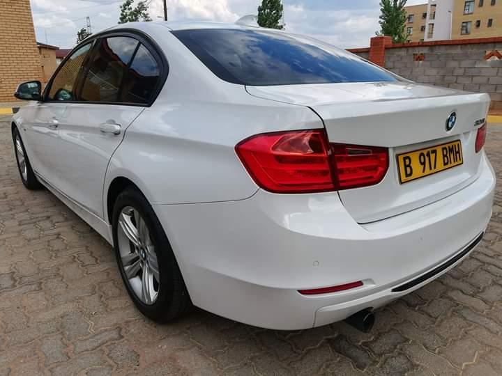 Used BMW 320 in Botswana