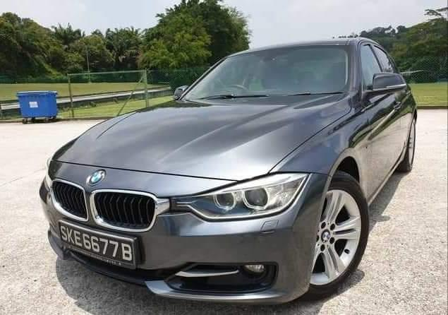 Used BMW 320 in Botswana