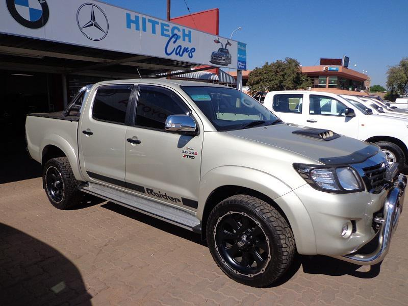 Toyota Hilux 3.0 D4D in Botswana