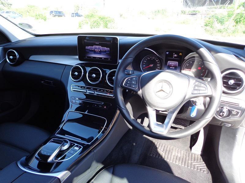 Mercedes-Benz C class C 200 AVANTGARDE in Botswana