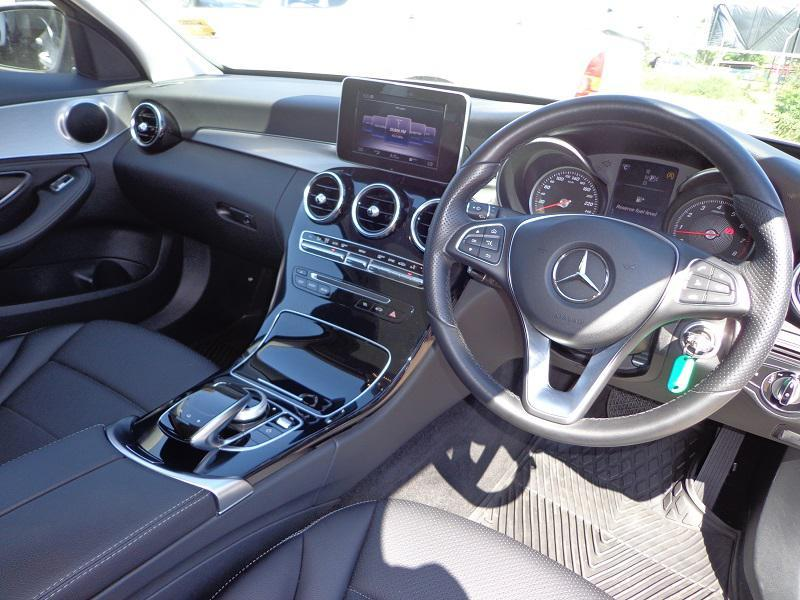 Mercedes-Benz C class C 200 AVANTAGARDE in Botswana