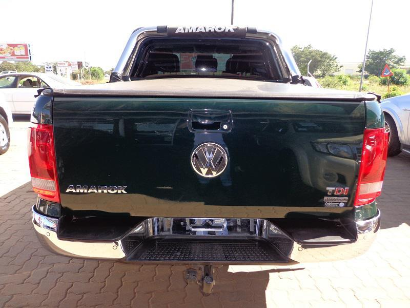 Volkswagen Amarok in Botswana