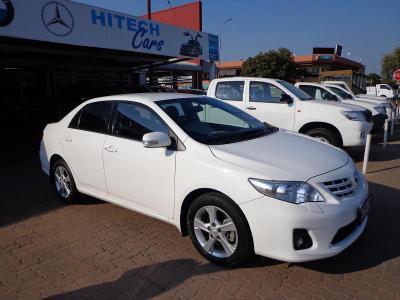 Toyota Corolla EXCLUSIVE in Botswana