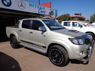 Toyota Hilux 3.0 D4D in Botswana
