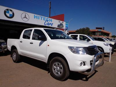 Toyota Hilux 2.5 D4D 4X4 in Botswana