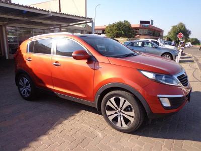 Kia Sportage 2.4 in Botswana