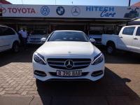 Mercedes-Benz C class C 200 AVANTGARDE for sale in Botswana - 1