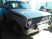 Ford Escort in