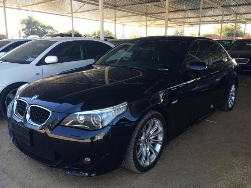 BMW 5 series 530i in Botswana