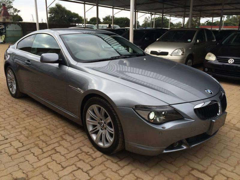 BMW 6 series 630i in Botswana