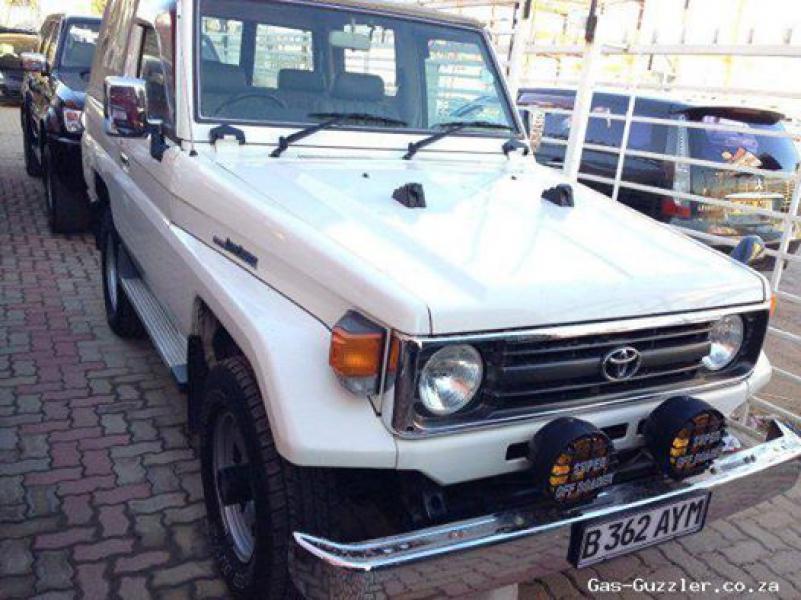 Toyota Land Cruiser 79 Series Landcruiser Soft in Botswana