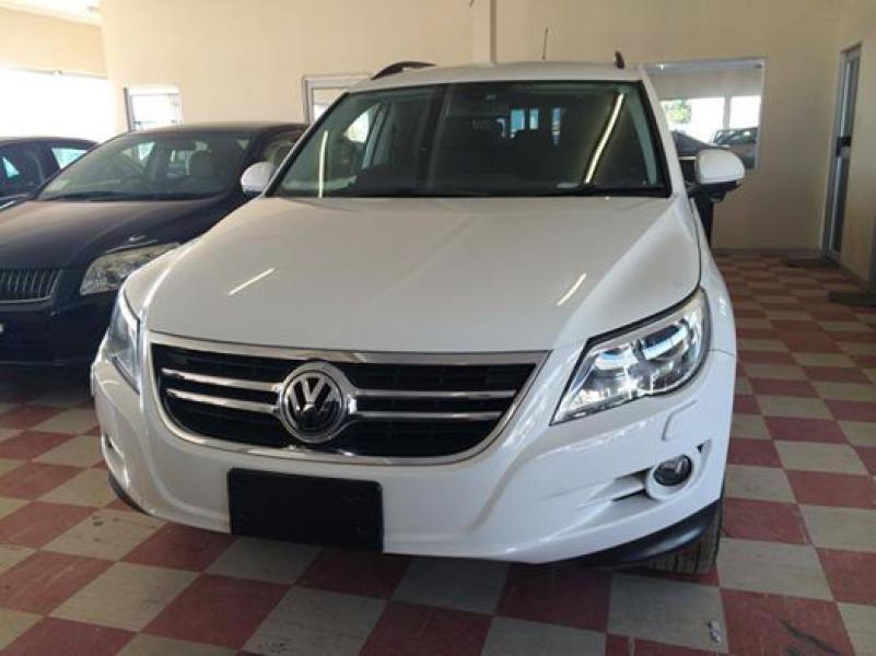 Volkswagen Tiguan in Botswana