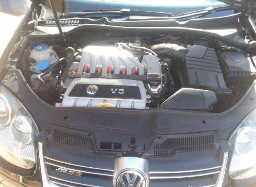 Volkswagen Golf R32 in Botswana