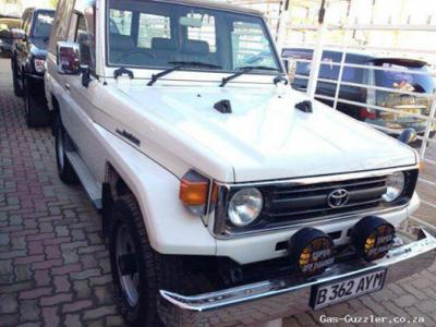 Toyota Land Cruiser 79 Series Landcruiser Soft in Botswana