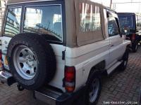 Toyota Land Cruiser 79 Series Landcruiser Soft for sale in Botswana - 1