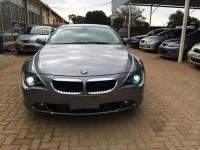 BMW 6 series 630i for sale in Botswana - 2