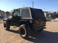 Jeep Wrangler for sale in Botswana - 4
