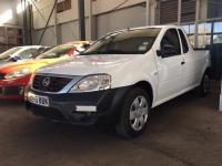 Nissan NP200 in