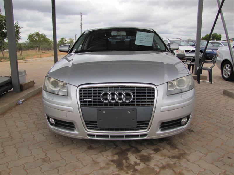 Audi A3 in Botswana