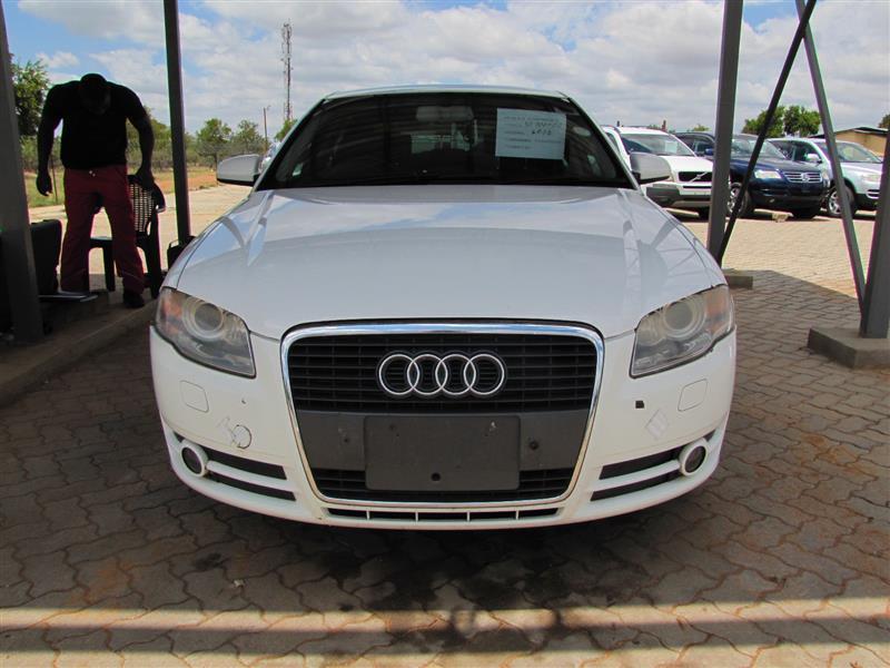 Audi A4 in Botswana