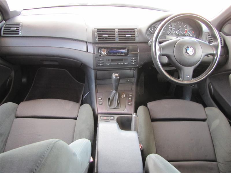 BMW 318i in Botswana