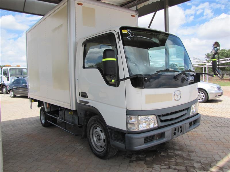 Mazda Titan in Botswana