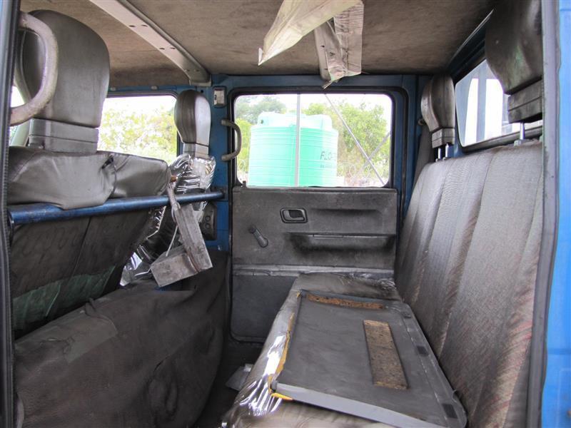 Mitsubishi Canter in Botswana