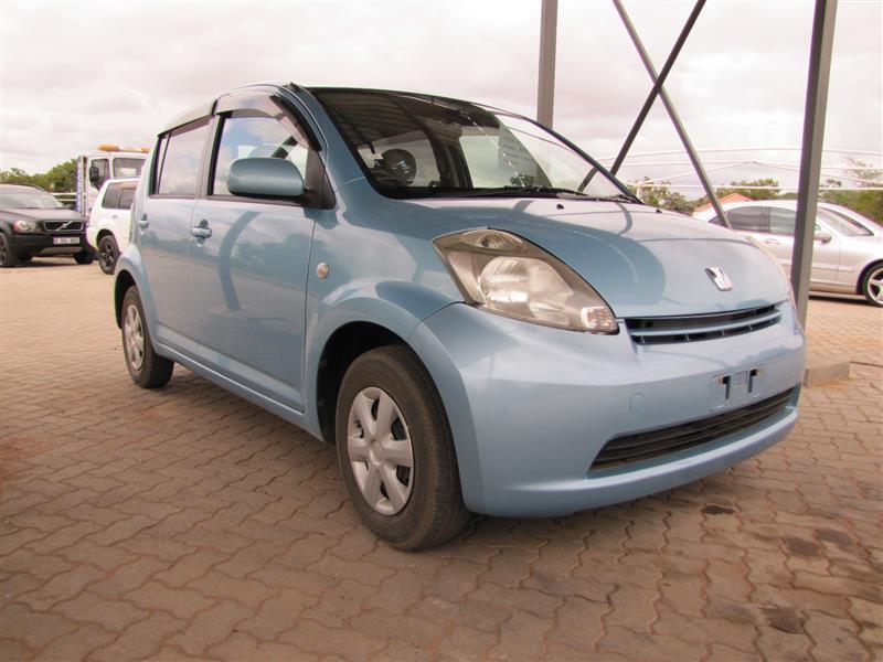 Toyota Passo in Botswana