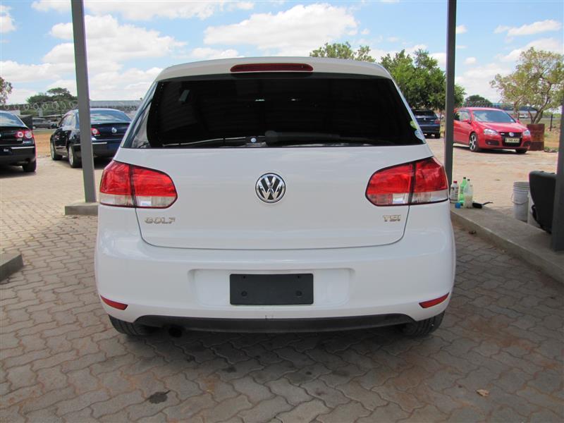 VW Golf 6 TSi in Botswana